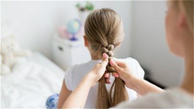 EASY HAIRSTYLES FOR YOUR KIDS