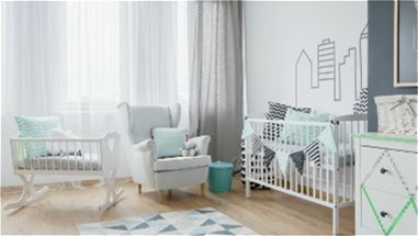 NURSERY ROOM IDEAS FOR YOUR NEW-BORN BABY