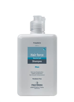 Male Hair Force Hair Thinning Treatment Shampoo