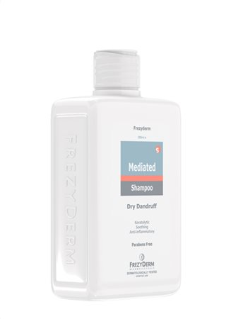 mediated shampoo 3d2