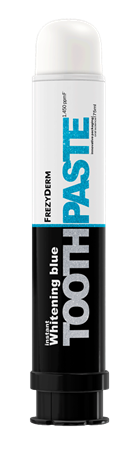 Instant Teeth Whitening Blue Toothpaste