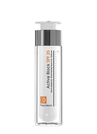 Anti Ageing Active Sun Block Cream Spf 25