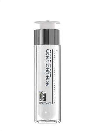 Matte Effect Oil Free Face Cream