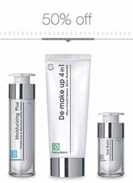 Moisturising Plus Cream & Eye Balm Offer