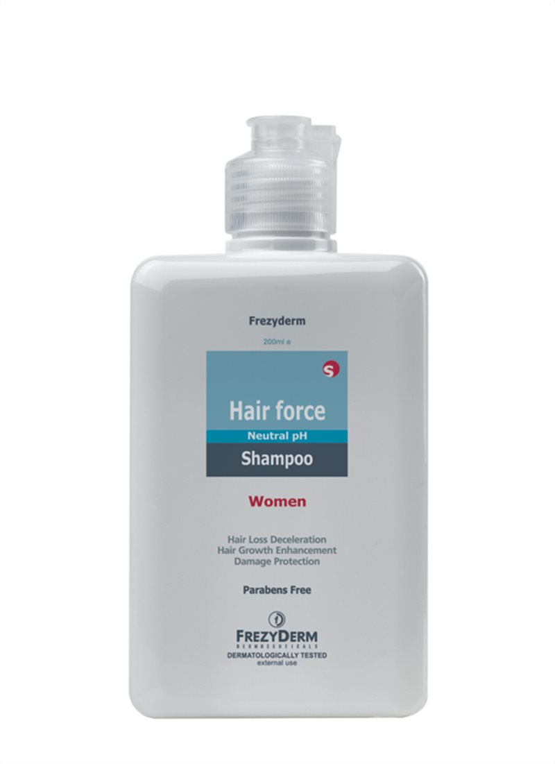 Female Hair Force Hair Thinning Treatment Shampoo