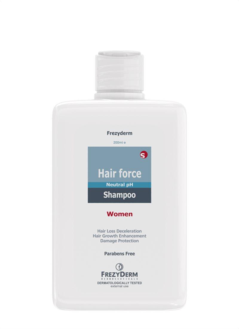Female Hair Force Hair Thinning Treatment Shampoo