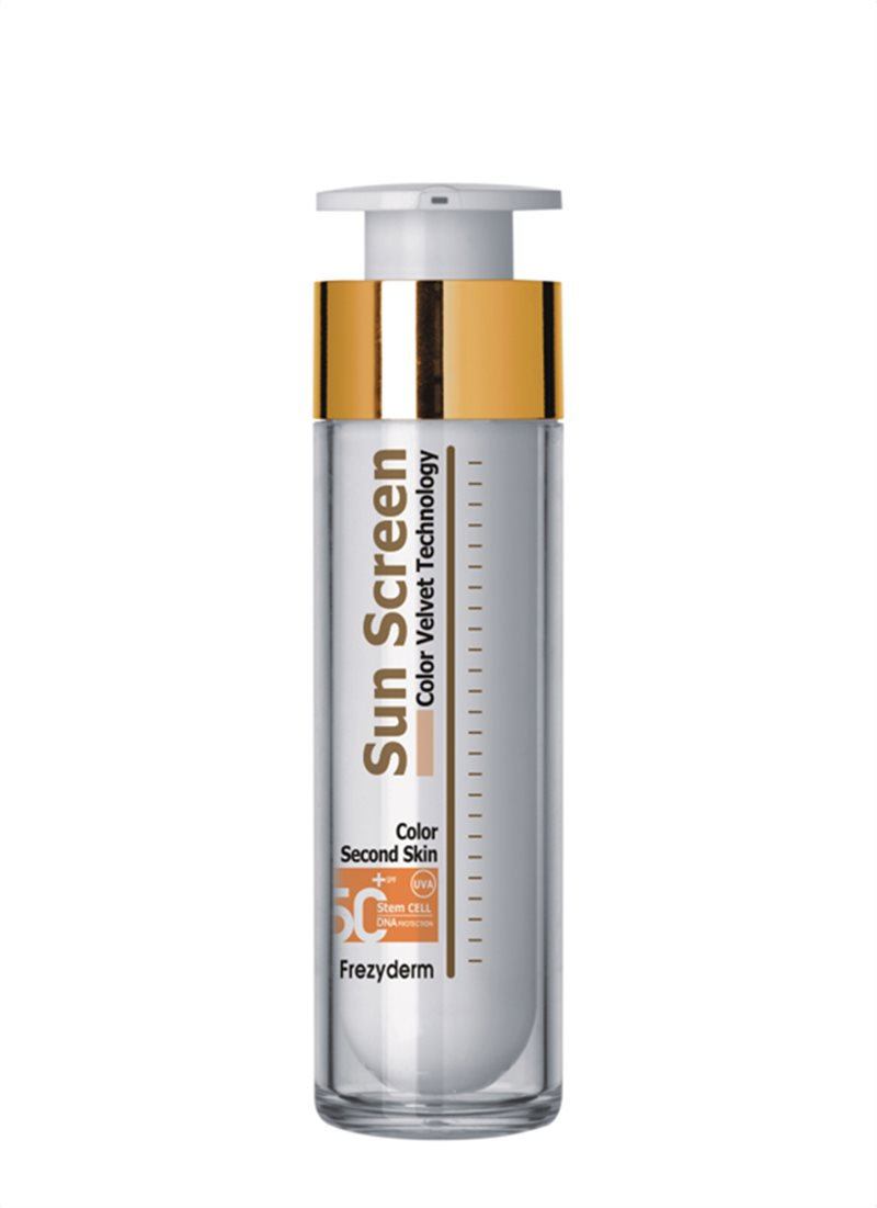 SUN SCREEN COLOR VELVET FACE SPF 50+