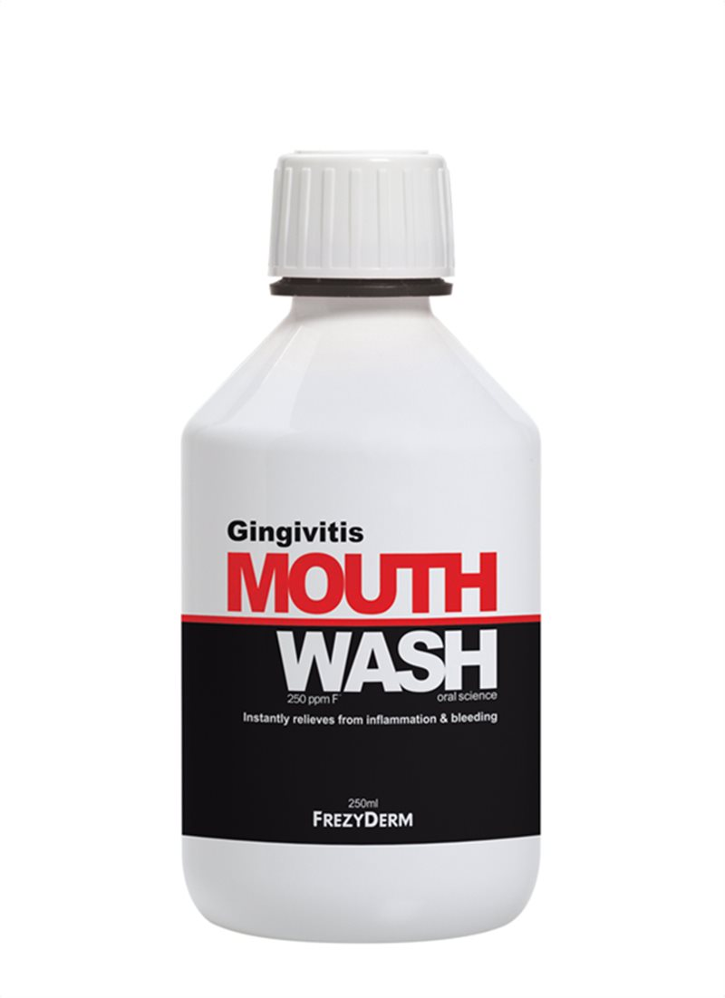 GINGIVITIS MOUTHWASH