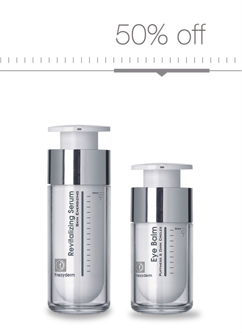 Revitalising Serum for softer and smoother skin