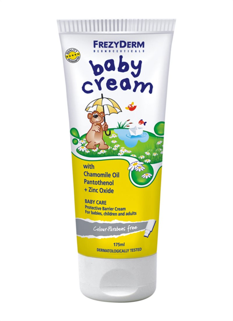 Baby Nappy Rash Cream For Sensitive Skin Frezyderm